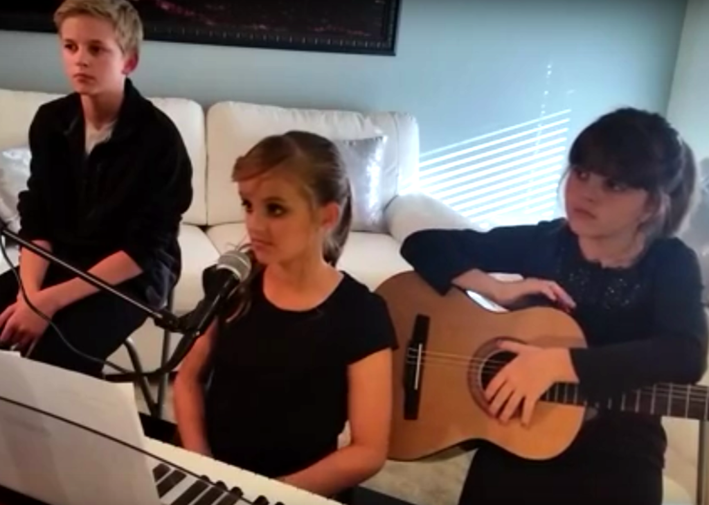 Stand By You (Rachel Platten) Cover