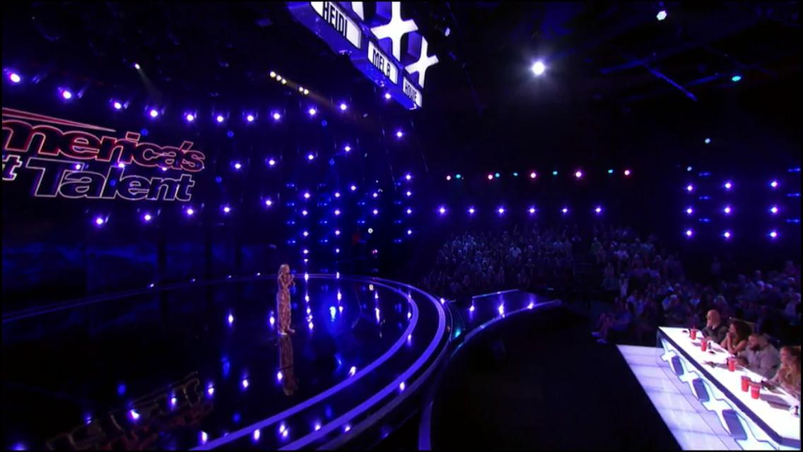 America's Got Talent Round 2